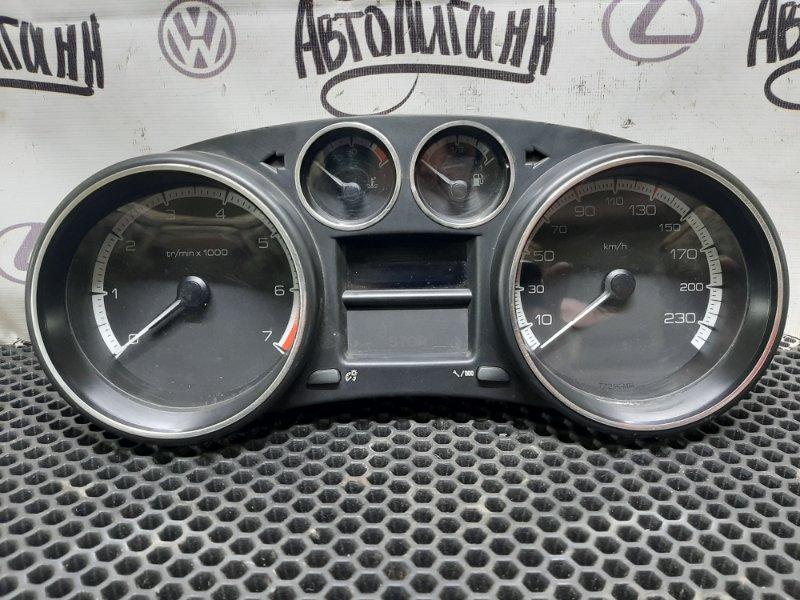 Щиток приборов Peugeot 408 EP6 2012 (б/у)