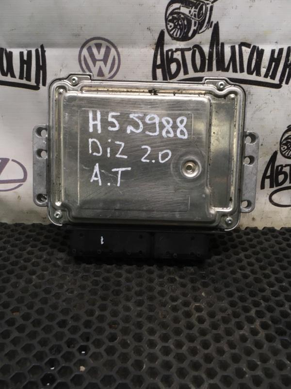 Блок управления акпп Great Wall Hover H5 GW4D20 2012 (б/у)