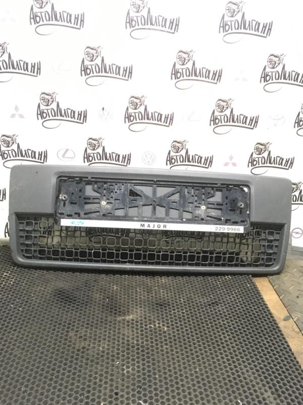Решетка радиатора Ford Fusion (б/у)