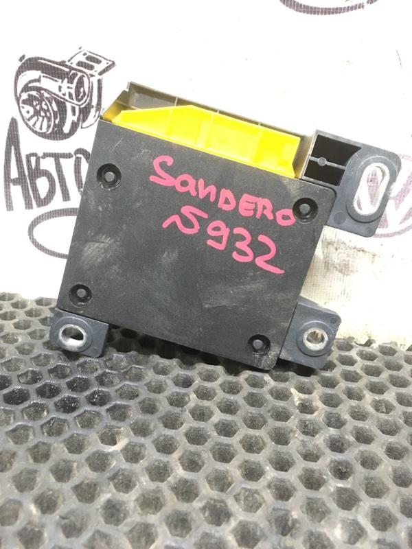 Блок srs Renault Sandero K7JA710 2011 (б/у)