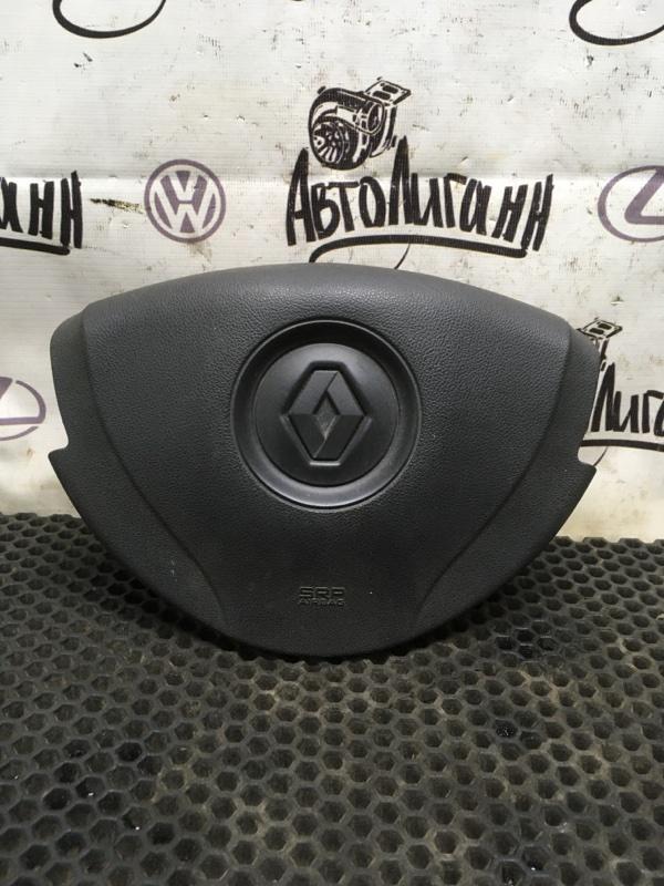 Подушка в руль Renault Sandero K7JA710 2011 (б/у)