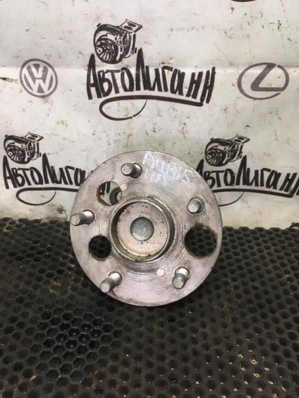 Ступица Toyota Auris задняя (б/у)