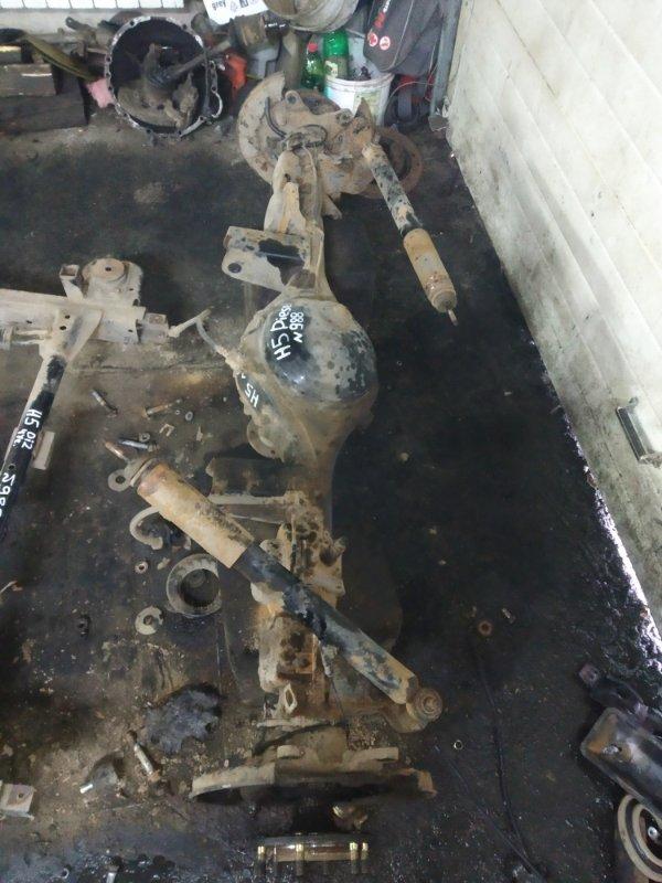 Мост Great Wall Hover H5 GW4D20 2012 задний (б/у)