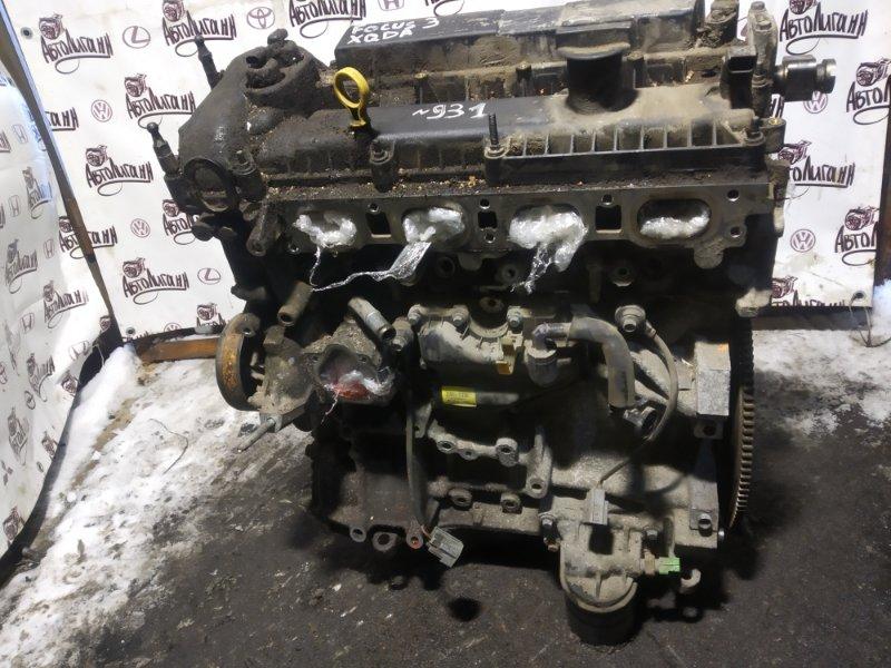 Двигатель Ford Focus 3 ХЭТЧБЕК XQDA 2012 (б/у)