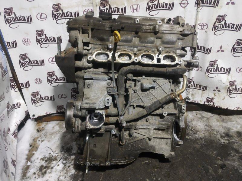 Двигатель Toyota Auris 1ZR 2008 (б/у)