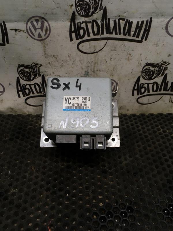 Блок управления эур Suzuki Sx 4 ХЭТЧБЕК M16A 2011 (б/у)