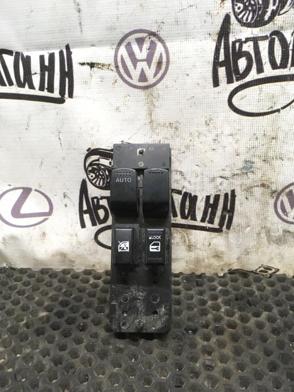 Блок управления стеклоподъемниками Suzuki Sx 4 ХЭТЧБЕК M16A 2011 передний левый (б/у)