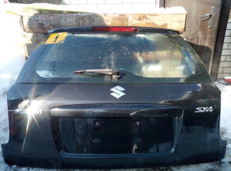Крышка багажника Suzuki Sx 4 ХЭТЧБЕК M16A 2011 (б/у)