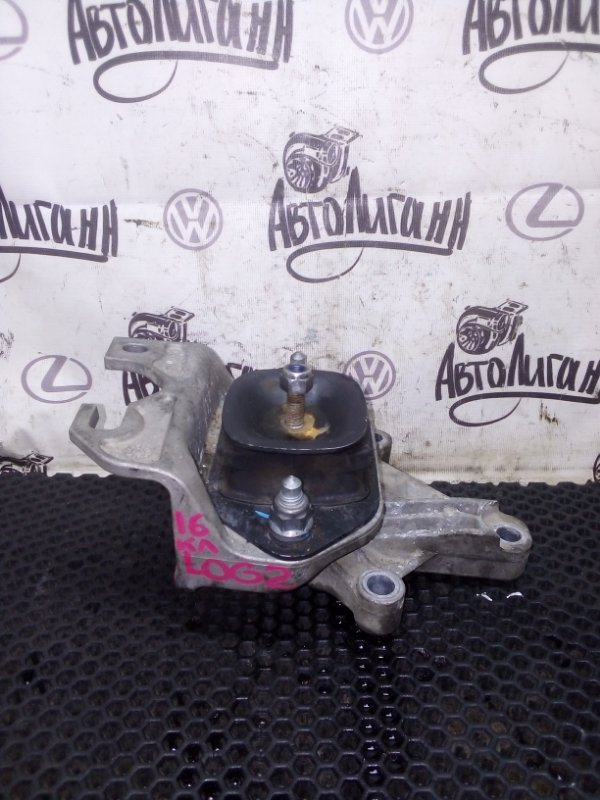 Подушка двигателя Renault Logan 2 K4M2845 2018 левая (б/у)