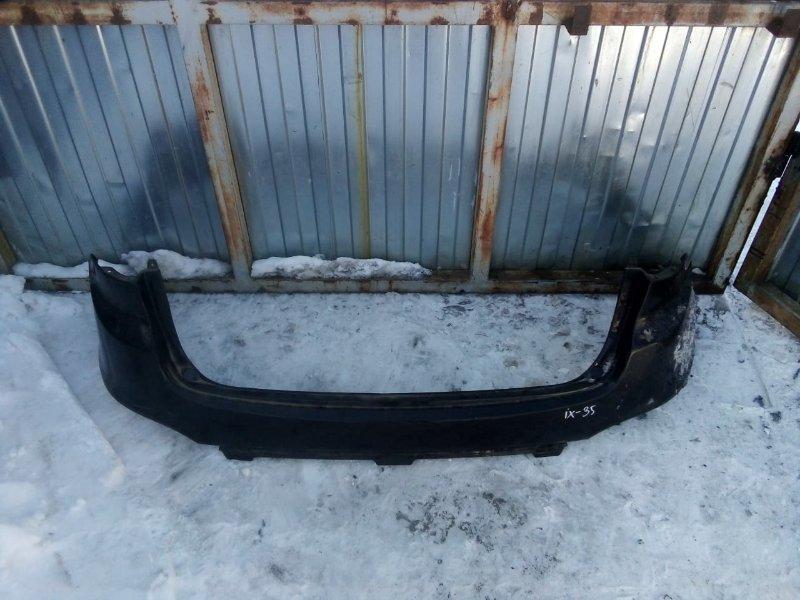 Бампер Hyundai Ix35 2011 задний (б/у)