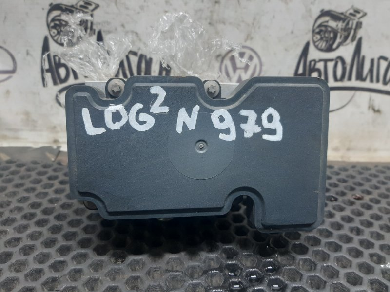 Блок abs Renault Logan 2 K4M2845 2018 (б/у)