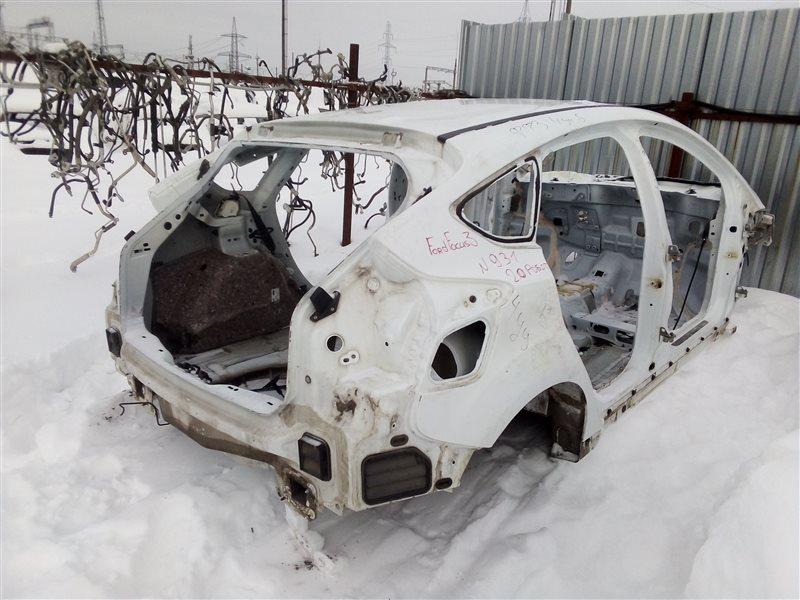 Кузов Ford Focus 3 ХЭТЧБЕК XQDA 2012 (б/у)