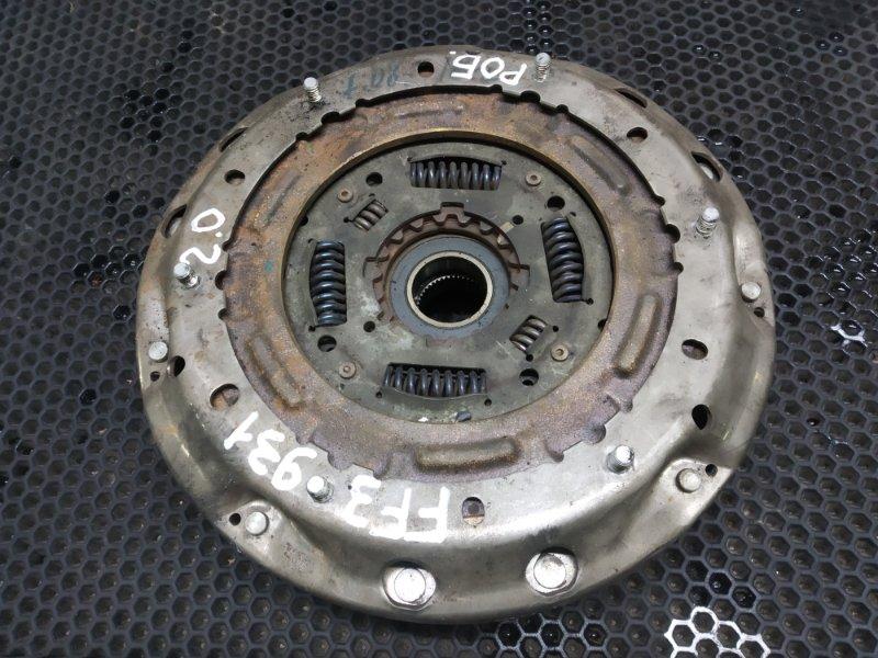 Сцепление (комплект) Ford Focus 3 ХЭТЧБЕК XQDA 2012 (б/у)