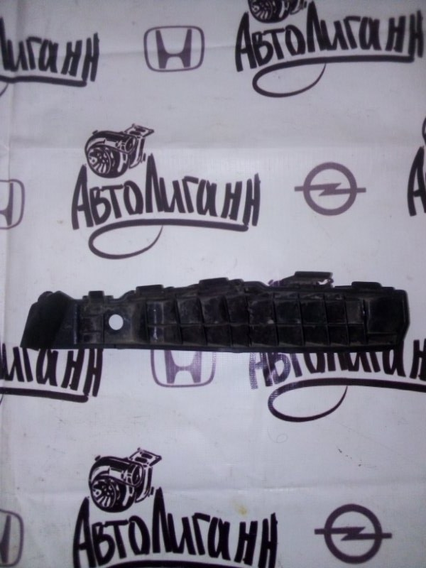 Кронштейн бампера Kia Soul 2009 передний левый (б/у)