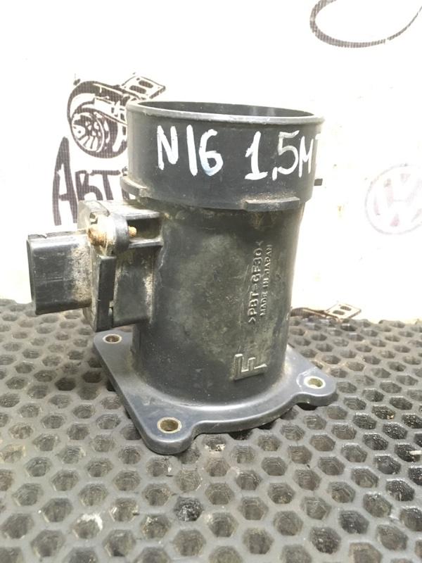 Дмрв Nissan Almera N16 (б/у)