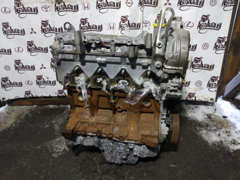 Двигатель Renault Logan 2 K4M2845 2018 (б/у)