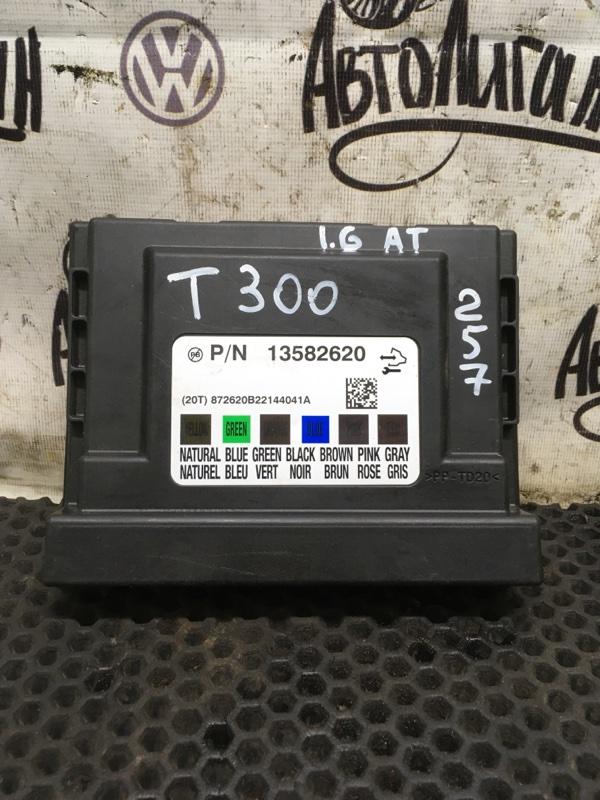 Блок комфорта Chevrolet Aveo T300 (б/у)