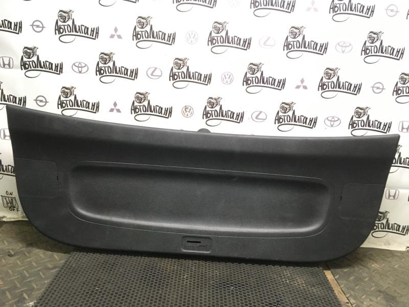 Обшивка крышки багажника Kia Rio 4 X-Line ХЭТЧБЕК G4LC 2018 (б/у)