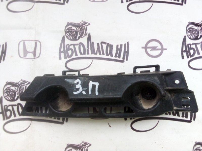 Кронштейн бампера Chevrolet Cruze ХЕТЧБЕК 2008 задний правый (б/у)