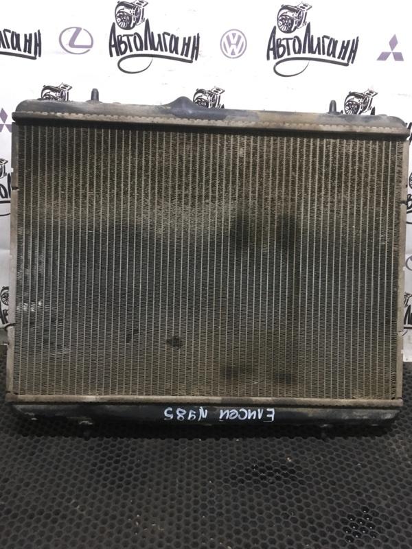 Радиатор охлаждения Citroen C-Elysee TU5 2013 (б/у)