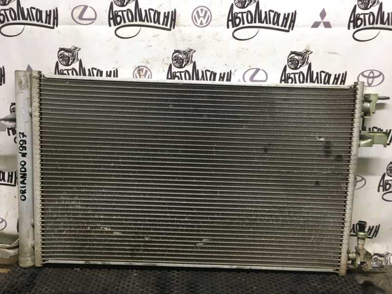 Радиатор кондиционера Chevrolet Orlando F18D4 2012 (б/у)