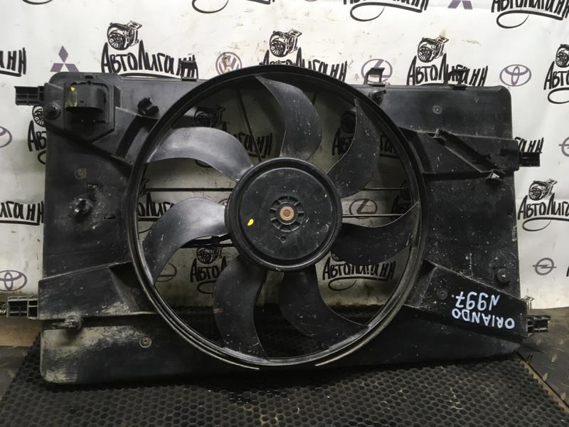 Диффузор Chevrolet Orlando F18D4 2012 (б/у)