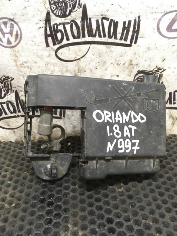 Блок предохранителей Chevrolet Orlando F18D4 2012 (б/у)