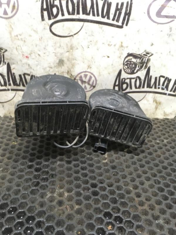 Звуковой сигнал Chevrolet Orlando F18D4 2012 (б/у)
