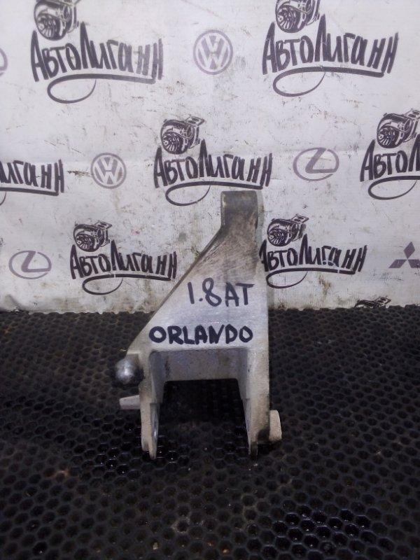 Кронштейн кпп Chevrolet Orlando F18D4 2012 (б/у)