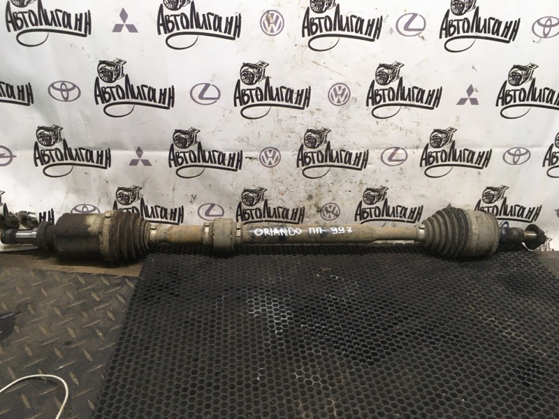 Привод Chevrolet Orlando F18D4 2012 передний правый (б/у)