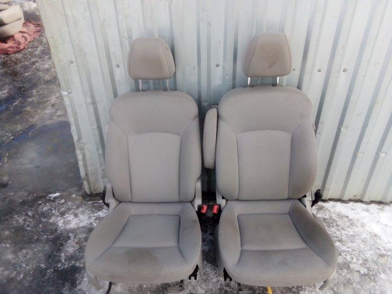 Сиденье Chevrolet Orlando F18D4 2012 переднее (б/у)