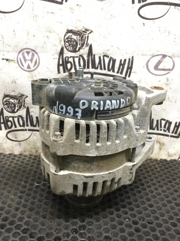 Генератор Chevrolet Orlando F18D4 2012 (б/у)