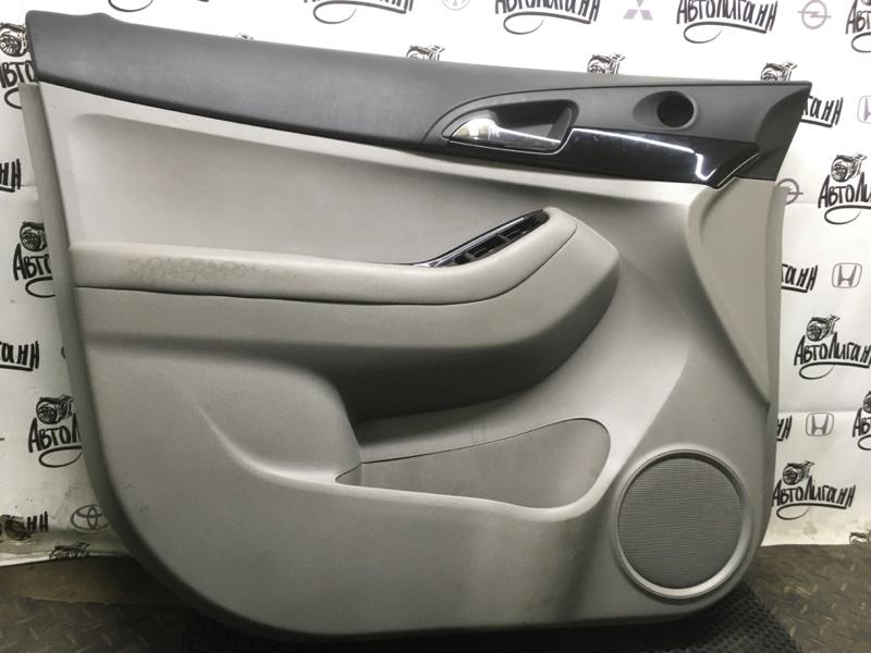 Обшивка двери Chevrolet Orlando F18D4 2012 (б/у)