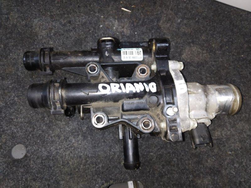 Корпус термостата Chevrolet Orlando F18D4 2012 (б/у)