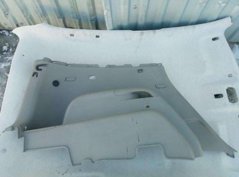 Обшивка багажника Chevrolet Orlando F18D4 2012 (б/у)