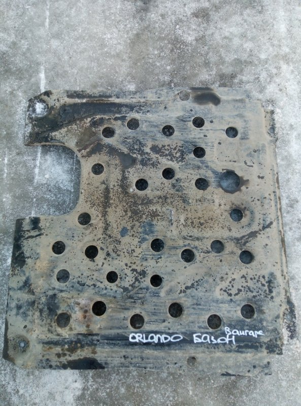 Защита двигателя Chevrolet Orlando F18D4 2012 (б/у)