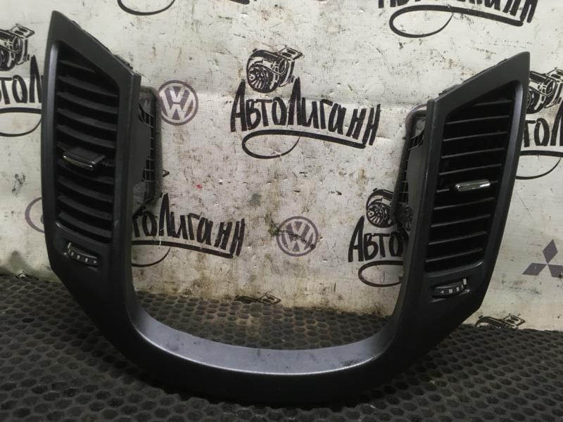 Пластик салона Chevrolet Orlando F18D4 2012 (б/у)
