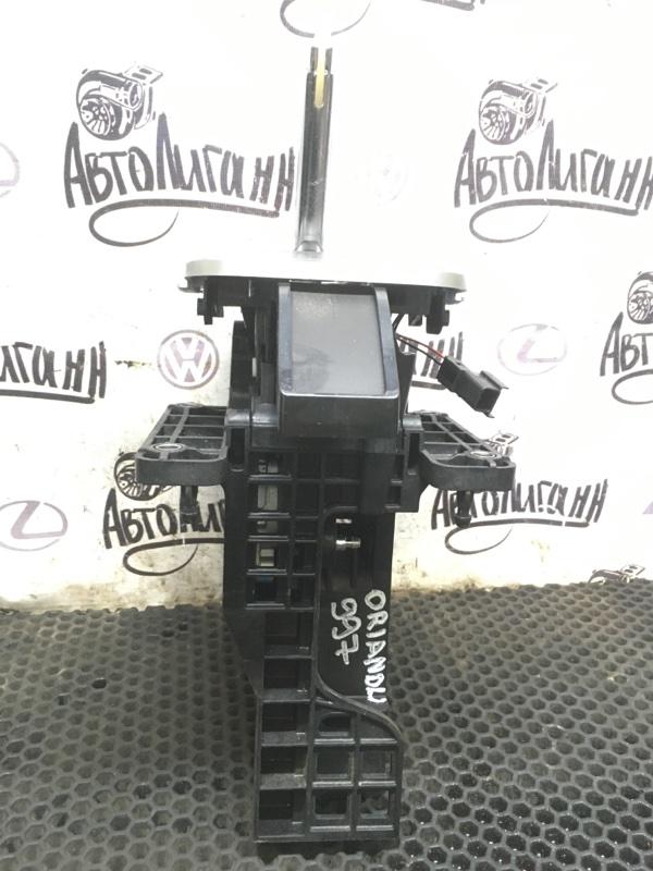 Селектор акпп Chevrolet Orlando F18D4 2012 (б/у)