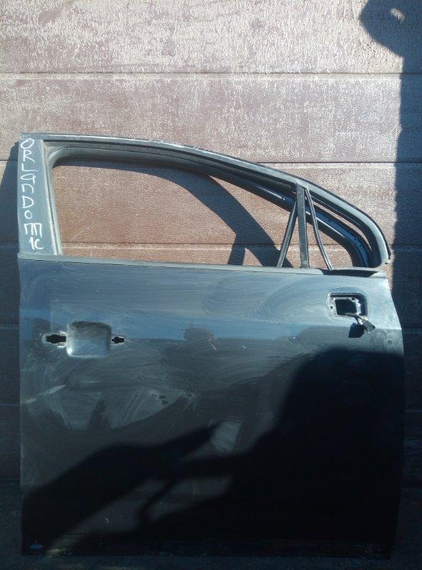 Дверь Chevrolet Orlando F18D4 2012 передняя правая (б/у)