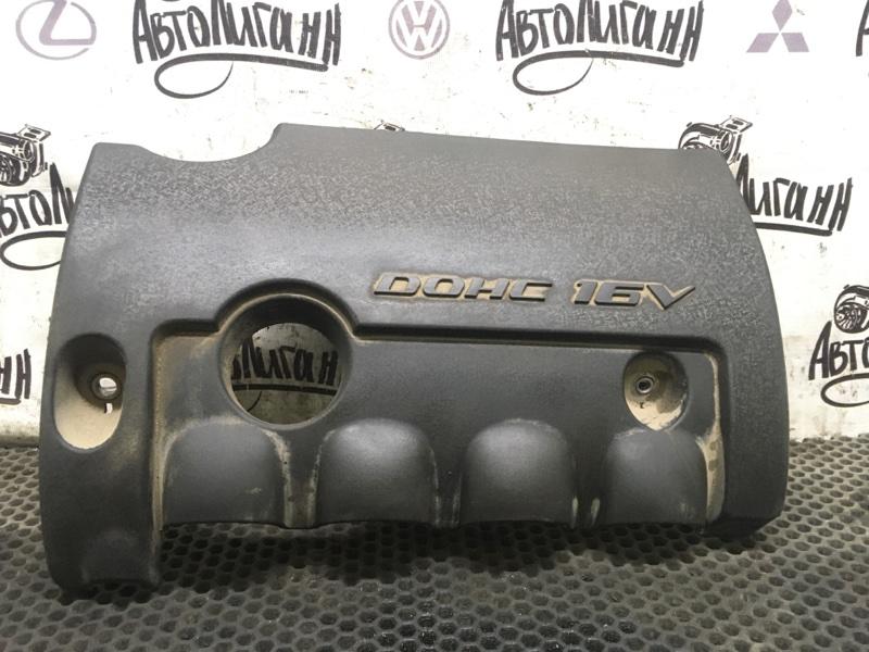 Декоративная крышка двигателя Kia Ceed УНИВЕРСАЛ G4FC 2009 (б/у)
