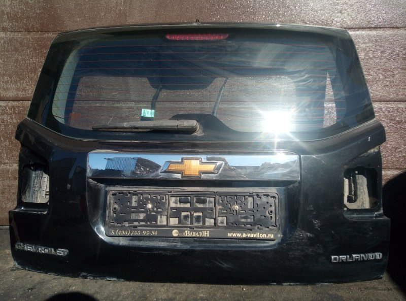 Крышка багажника Chevrolet Orlando F18D4 2012 (б/у)