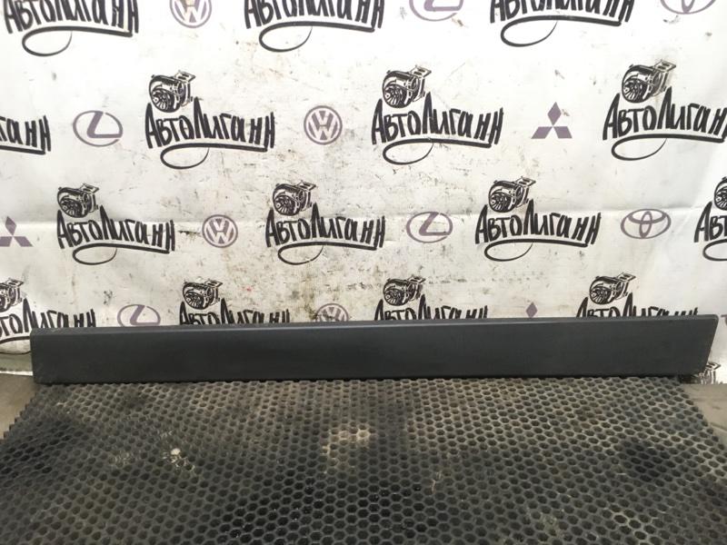 Молдинг на дверь Chevrolet Orlando F18D4 2012 задний левый (б/у)