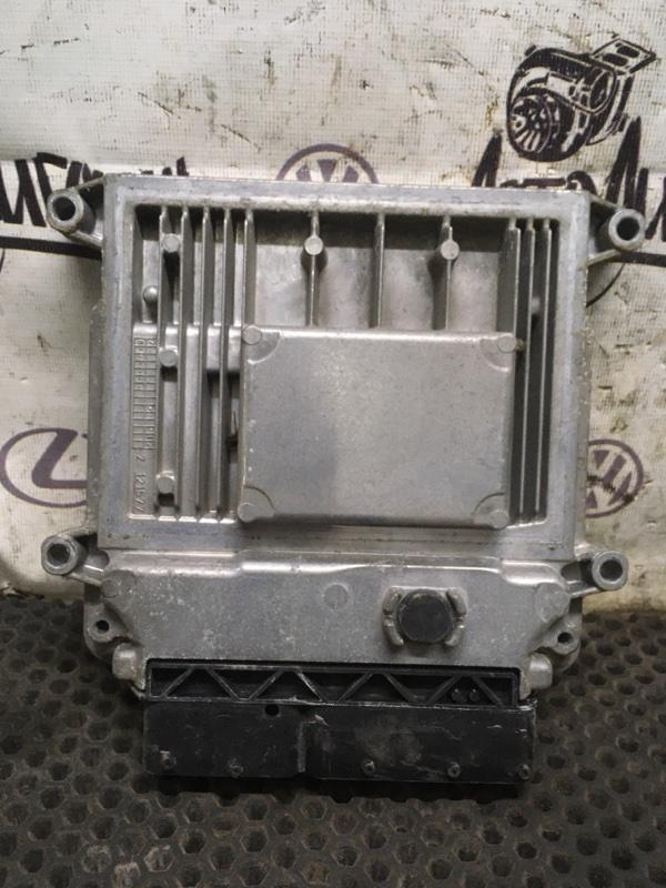 Блок управления двигателем Kia Ceed УНИВЕРСАЛ G4FC 2009 (б/у)