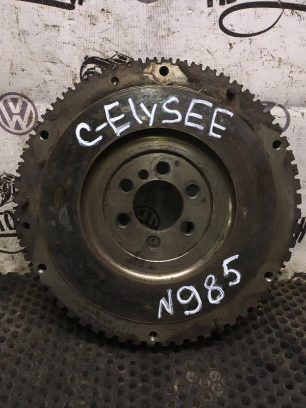 Маховик Citroen C-Elysee TU5 2013 (б/у)