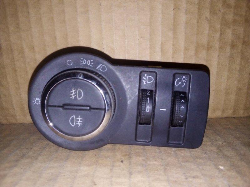 Переключатель света Chevrolet Cruze 2008 (б/у)