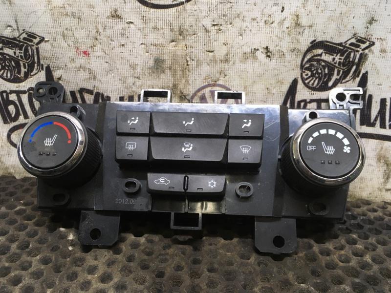 Блок управления климат-контролем Chevrolet Orlando F18D4 2012 (б/у)
