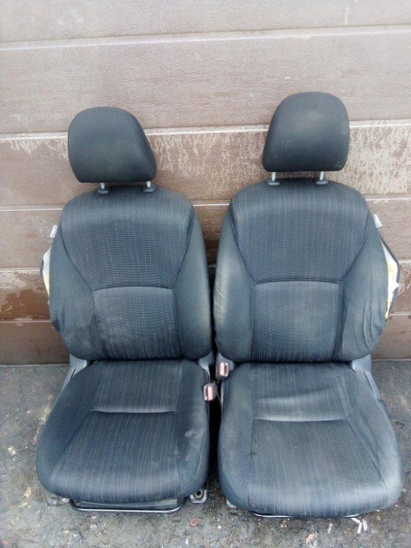 Сиденье Toyota Auris 4ZZ 2007 переднее (б/у)