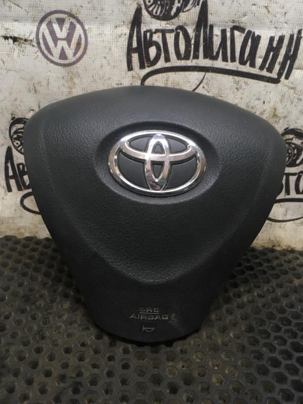 Подушка в руль Toyota Auris 4ZZ 2007 (б/у)