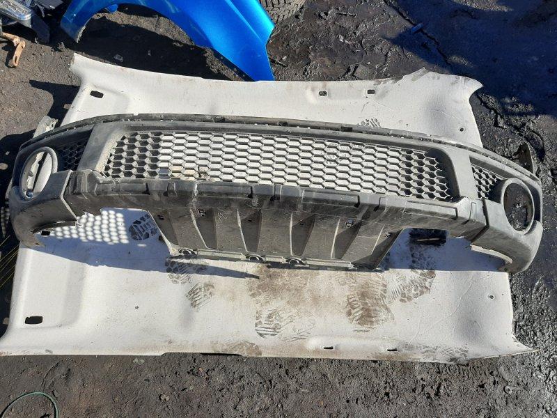 Губа переднего бампера Chevrolet Orlando F18D4 2012 (б/у)