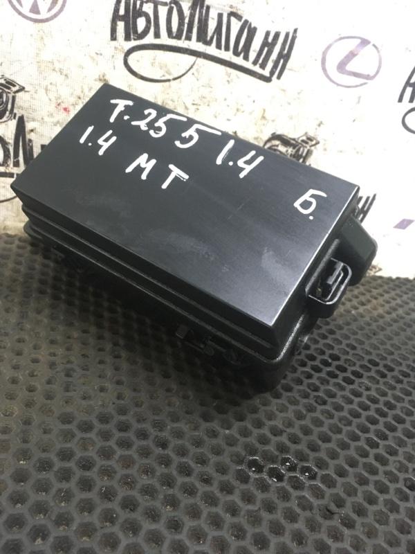 Блок предохранителей Chevrolet Aveo T 255 ХЭТЧБЕК F14D4 2009 (б/у)